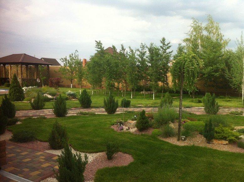 Озеленение сада и дизайн двора _с_айфона_1051