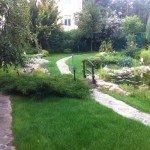 Озеленение садового участка фотогалерея