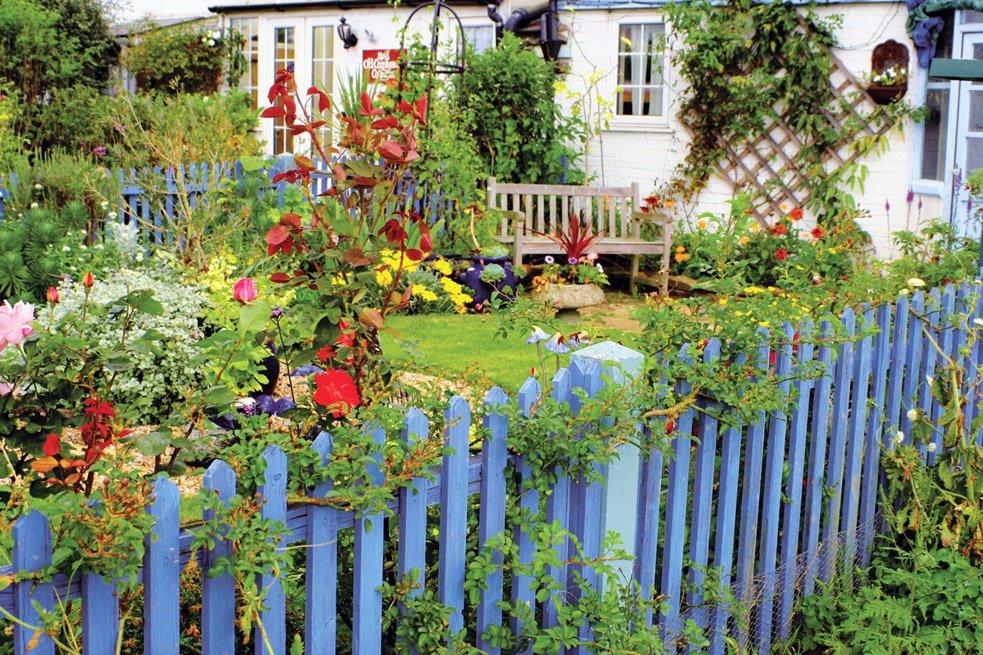 Дизайн сада своими рукамиграфии