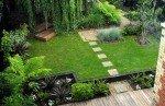 Планировка сада. Регулярная и пейзажная.