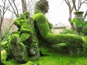 «Парк чудовищ» или «Священный лес» Итальянский сад авангарда.