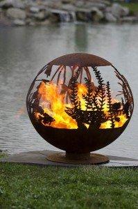 Чаша для огня