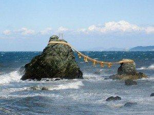 1 Два священных острова Мэото Ива