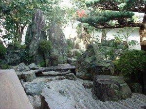 6 Сад Дайтоку-дзи в Киото