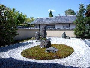 7  Сад Дайтоку-дзи в Киото