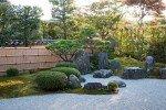 Происхождение форм японского сада