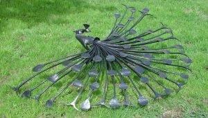 Металическая скульптура