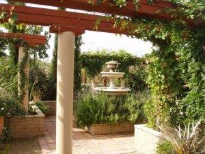Камерное пространство. Итальянский сад