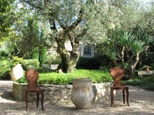 Тень Оливкового дерева