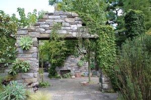 Креативные руины. Сад Шантеклер. США