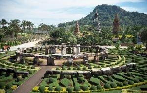 новый Стоунхендж. Нонг Нуч, Таиланд.