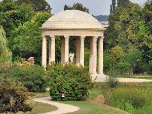 Версаль. Малый Трианон. Храм любви