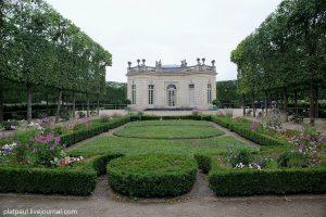 Французский павильон.Версаль. Малый Трианон