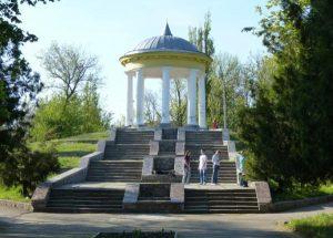 Царская ротонда, Вознесенск