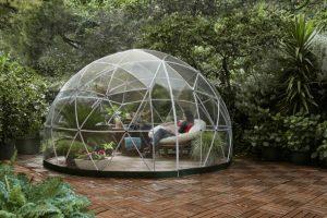 современная садовая беседка Garden Igloo