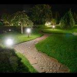 Системы садового освещения