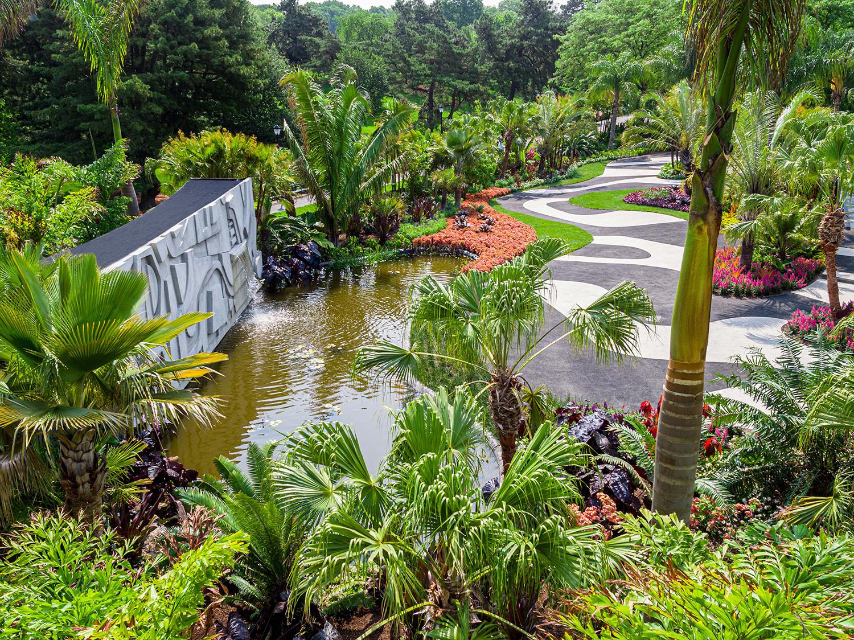 Ботанический сад Нью Йорка. 2