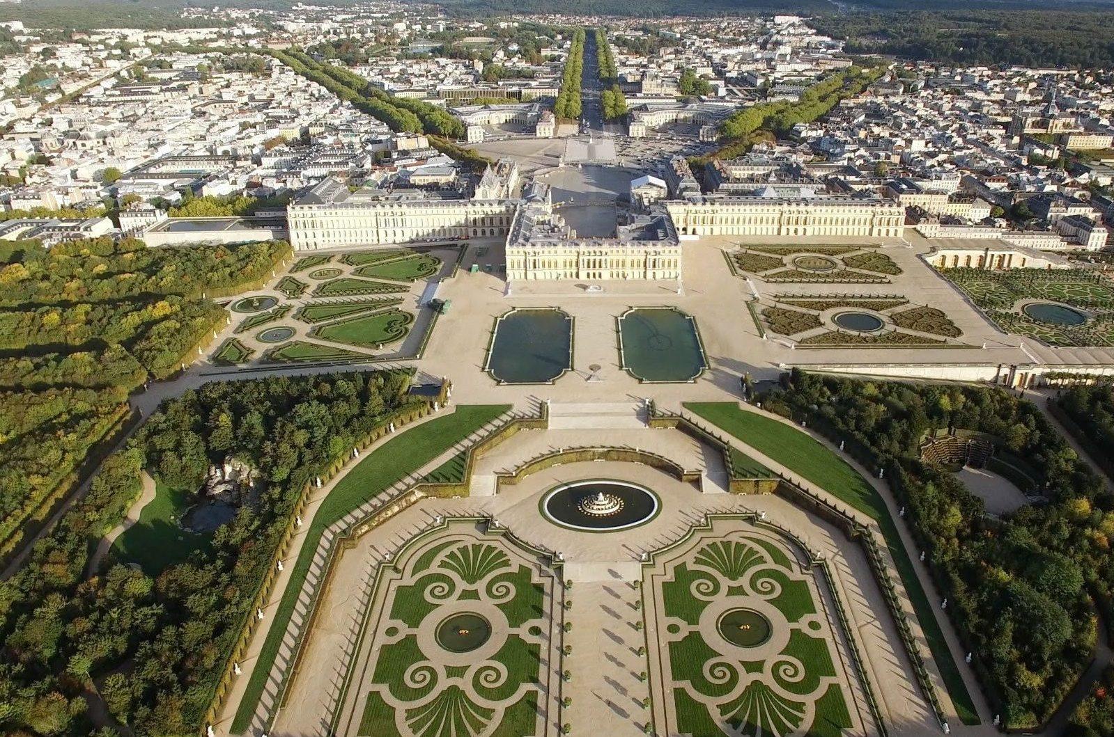 Версаль сегодня